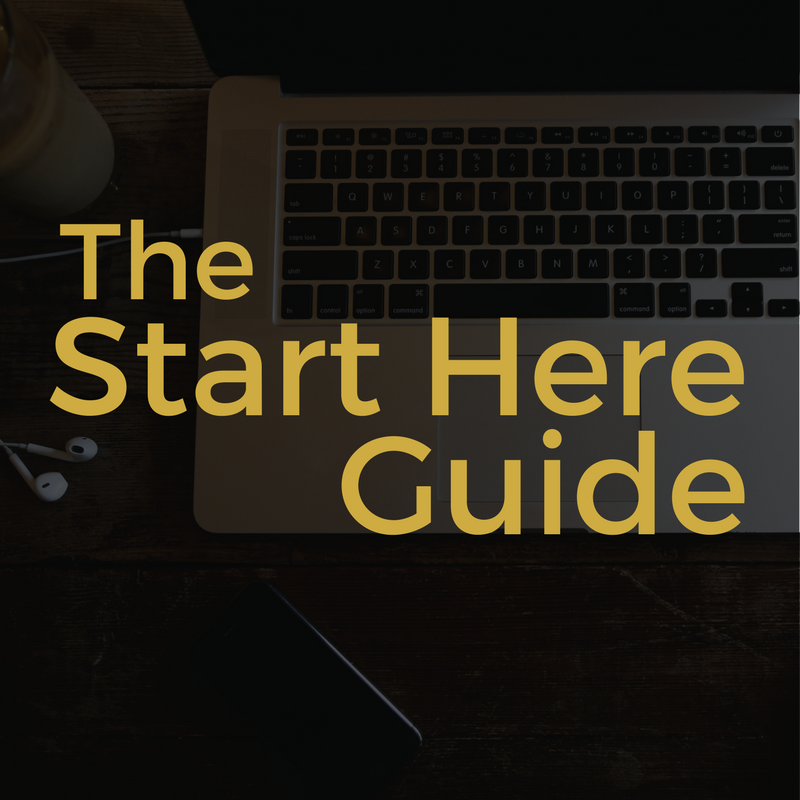 The start here guide member access image