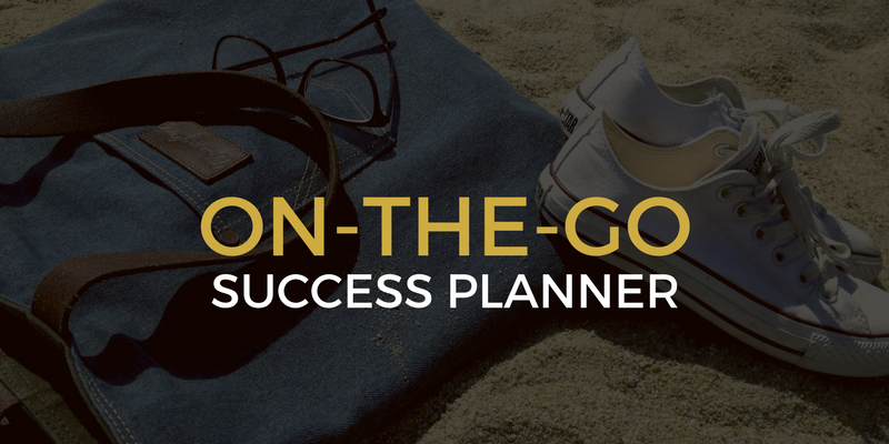 On The Go Planner Access Image