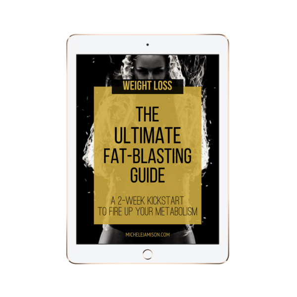 THE ULTIMATE FAT BLASTING GUIDE WOO TABLET IMAGE 2019 | MICHELE JAMISON