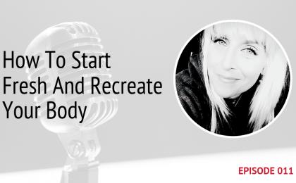 PODCAST IMAGE HOW TO START FRESH EPISODE 11 | MICHELE JAMISON
