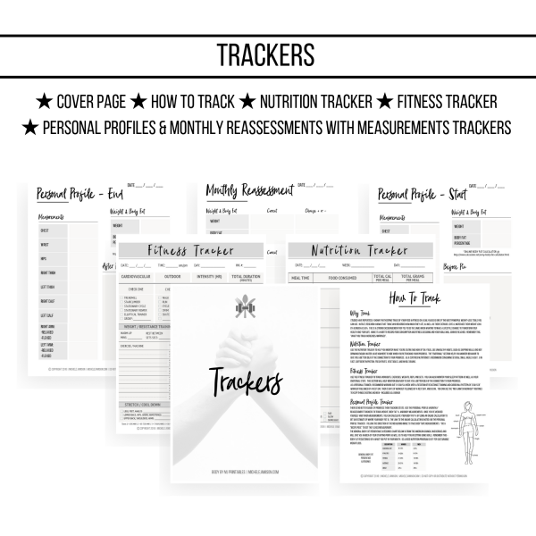 ULTIMATE D&F PLANNER 1ST EDITION WOO TRACKERS IMAGE 2019 | MICHELE JAMISON